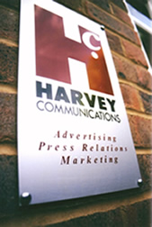 Harvey Communications - PR and advertising agency